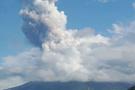 Filipinler'de Yanardağ aniden patladı