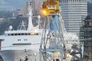 İtalya'da sıra dışı gemi kazası
