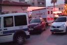 Polis memuru nöbette intihar etti
