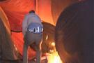 Gezi Parkı'nda çadırları kim yaktı?