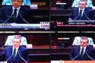 Dünya Erdoğan'ı canlı izledi