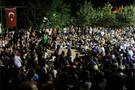 Twitter çağrısı Gezi Parkı'nı kapattırdı
