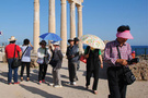 Turist artış hızında Türkiye rakiplerini solladı