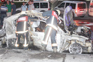 Başakşehir'de otomobilde korkunç ölüm