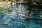 Denizi olmayan şehrin şifalı havuzu