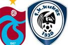 Trabzonspor-Kukesi maçı hangi kanalda yayımlanacak?