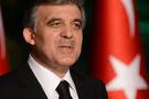 Abdullah Gül'den sıcak açıklama