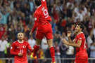 Romanya Türkiye maçı ilk yarısı