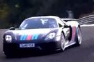 Porsche 918 Spyder rekor kırdı