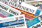 12 Eylül 2013 İngiltere Basın Özeti