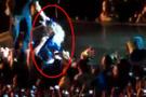 Beyonce'ye sahnede taciz şoku