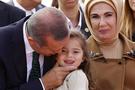 Erdoğan'ın çocuk sevgisi