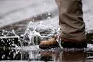 Bahar yağmurları başladı