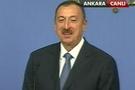 Aliyev Erdoğan'ı kahkahaya boğdu