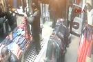 İstiklal'de hırsız-polis kovalamacası