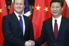 Cameron'dan Çin ile ortaklık sözü