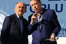 Erdoğan'ın dikkatini çeken pankart!