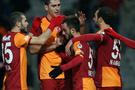 Balıkesirspor'u 4-0 yenen Galatasaray gruplara kaldı