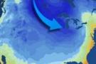 'Kutbi girdap' ABD'ye rekor soğukları getiriyor