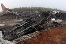 Cezayir'de askeri uçak düştü: 103 ölü