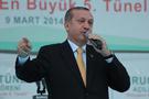 Erdoğan Türkiye'nin en uzun tünelini açtı