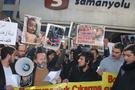 Samanyolu Haber'e Filistin protestosu