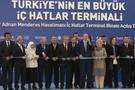 İzmir İç Hatlar Terminali törenle açıldı
