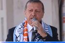 Erdoğan Ordu mitinginde İsrail'e ateş püskürdü