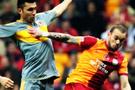 Galatasaray Kayserispor'a 1-0 yenildi