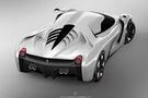Türk tasarımcının gözünden Ferrari F!