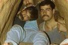Cezaevinden kaçış tünelinde Selfie TIKLA