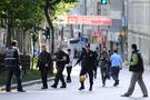 Ankara Kızılay'da sert polis müdahalesi!