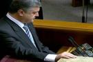 Ukrayna: Poroşenko cumhurbaşkanı olarak yemin etti