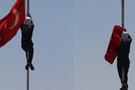 Bayrak indirme olayında yeni gelişme!