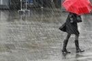 Meteoroloji'den üç ile yağış uyarısı!