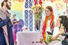Eşcinsel imam lezbiyen çifte imam nikahı kıydı