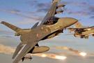Sınırda F-16'lar harekete geçti!