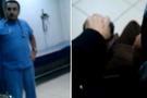 Özel hastanede doktor skandalı!