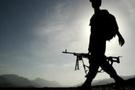 Ağrı'da bir grup PKK'lı askere saldırdı