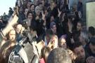 Eminönü'nde 'altınlı lokum' izdihamı