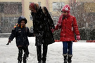 Ankara hava durumu işte karın geliş saati
