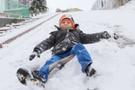 Kar yağışı eğitime zorunla ara verdirdi