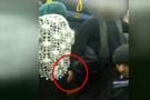 İstanbul'da otobüste taciz kamerada