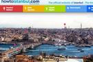 Howtoistanbul.com İstanbul sitesi açıldı