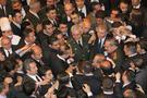 Erdoğanın sürpriz Çankaya çıkışı