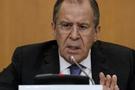 Lavrov: Terörle mücadele Suriye muhalefetini birleştirmeli