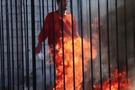 IŞİD'den Ürdünlü pilota görülmemiş infaz!