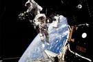 Uzay yürüyüşü sırasında su sızıntısı