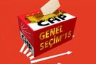 CHP İzmir adayları Genel Seçimler 2015