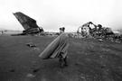 Uçaklar havada çarpıştı: 2 ölü